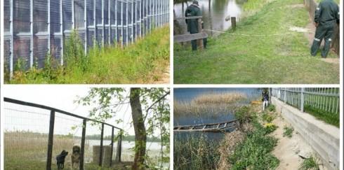 Turės išnykti dar pusšimtis nelegalių tvorų, juosiančių vandens telkinius